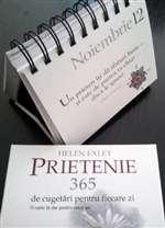 """CALENDARUL """"365 DE ZILE:PRIETENIE"""""""
