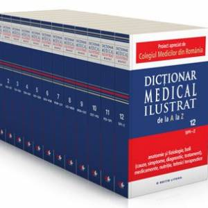 DICTIONAR MEDICAL ILUSTRAT