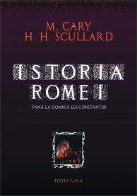 ISTORIA ROMEI. EDITIE CARTONATA
