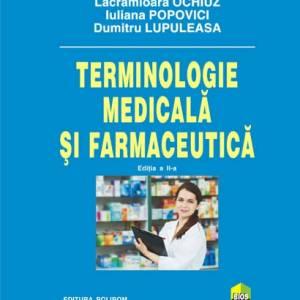 Terminologie medicală și farmaceutică (ediția a II-a)
