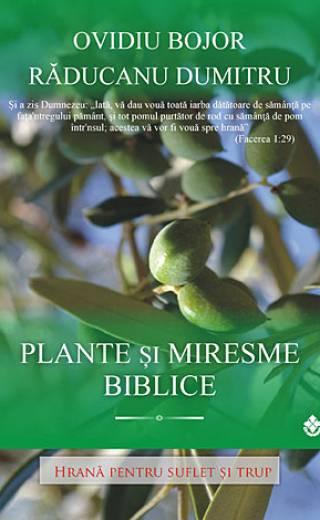 Plante şi miresme biblice – hrană pentru suflet şi trup