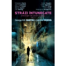 Strazi intunecate (antologie de urban fantasy, vol. 1)