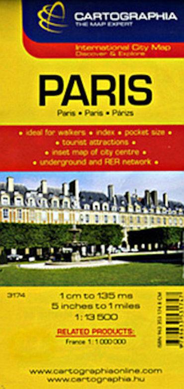 Harta Rutiera Paris Librariileralu Brasov