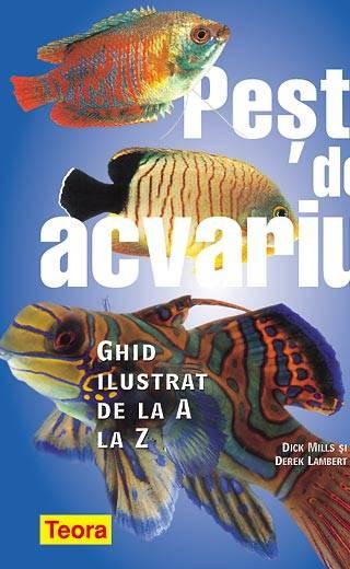 Pesti de acvariu – ghid ilustrat de la A la Z