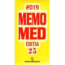 MemoMed 2019 - editia 25 ( 2 Volume)