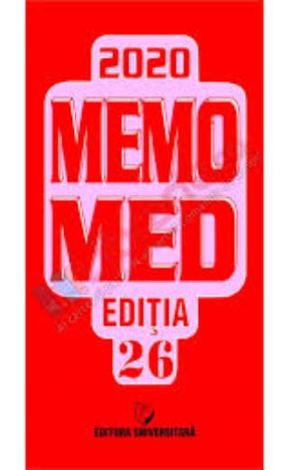 Memomed 2020 Editia 26